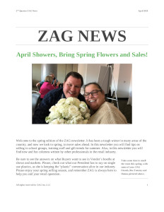ZAG News April 2019