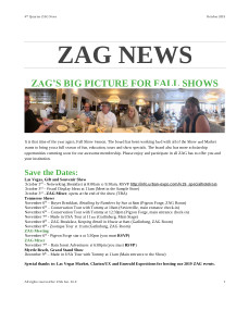 ZAG News September 2019